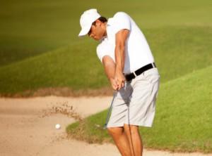 Ostéopathie et tendinite du golfeur