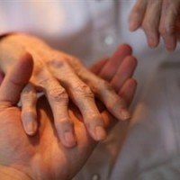 The Effect of Osteopathic Treatment on the Perception of Stress among Caregivers