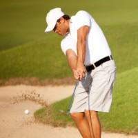 l'ostéopathie et la tendinite du golfeur